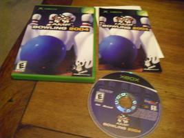 AMF Bowling 2004 (Microsoft Xbox, 2004) Complete CIB - $6.92