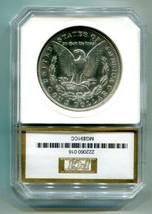 1891-CC SPITTING EAGLE TOP 100 MORGAN DOLLAR CHOICE UNCIRCULATED /GEM CH UNC/GEM image 2