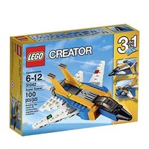 LEGO Set Kit Toys For Boys Developmental Construction Fighters 3-in-1 Pl... - $21.48