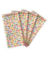 """Colorful Polka Dot 100% Cotton Fabric Napkins Set of 4 20X20"""" - $27.60"""