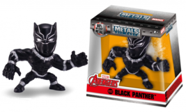 "Avengers Metalfigs Black Panther M502 2.5"" Figure Jada Toys - $9.00"