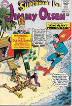 Superman's Pal Jimmy Olsen Comic Book #85, DC Comics 1965 VERY FINE- - $29.91
