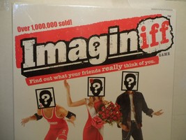 Mattel IMAGINIFF Game Find Out What Friends Really Think Of You NEW Seal... - $34.64