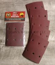 RIDGID R2500 / CRAFTSMAN 315279840 - 1000 Grit - PrePunched - 5 Sandpaper Bundle - $7.49