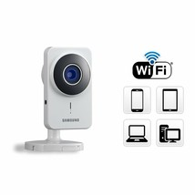 Samsung SNH-1011 Wireless IP Camera  - $69.29