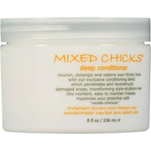 Mixed Chicks Deep Hair Conditioner Nourish Detangle Hydrate Moisturize 8Fluid OZ image 2