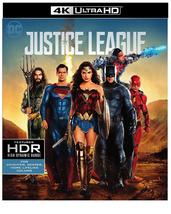 Justice League (4K Ultra HD+Blu-ray, 2018)
