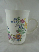 St. George Fine Bone China Tea Cup Coffee Mug England mixed Floral - $9.89