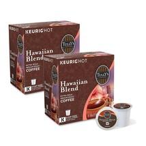 Tully's Hawaiian Blend Coffee 180 K-Cup Pods Keurig - $102.83