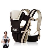 0-30 Months Breathable Front Facing Baby Carrier 4 in 1 Infant Comfortab... - $27.14