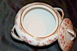 Noritake China (1 sugar with lid) Charmaine 5506 AA20-2360J Vintage image 5