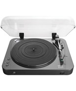 Lenco LBT-120BK L-120BK USB Direct-Recording Belt-Drive Turntable with B... - $137.86