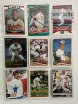 Baltimore Orioles Baseball Cards Lot of 48 From 1985 to 2006 Topps Ripke... - $7.00