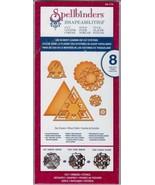 Spellbinders Shapeabilities S5-170 (8) Templates Use w/Cuttlebug Or Big ... - $15.47