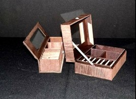 Jewelry Boxes AB 135 2  Vintage