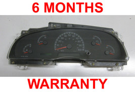 99 00 01 02 Ford F150/250/350 Pickup Expedition Instrument Cluster NO TACHO - $98.95