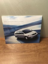 2004 Chrysler Town & Country Minivan LX Limited sales brochure - $9.89