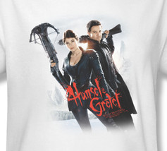 Hansel and Gretel Witch Hunters Supernatural Fantasy Graphic T'shirt PAR492 image 2