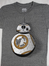 Star Wars Movie BB-8 Astro Droid The Force Awakens T-Shirt S,XL - $15.00