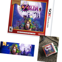 The Legend of Zelda: Majora's Mask 3D Nintendo 3DS NEW! - $24.74