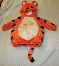 New Disney Baby Tigger Costume 3-6 Months Winnie the Pooh Christopher Robin - $24.74