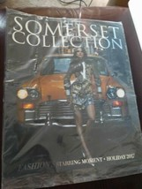 SOMERSET COLLECTION MAGAZINE BOOK HOLIDAY 2017 EDITION CHRISTMAS CATALOG  - $7.78