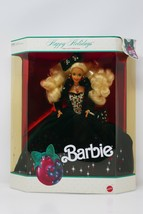 Mattel Happy Holidays Special Edition 1991 Barbie Doll NRFB - $56.99