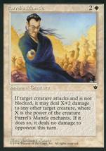 Magic: The Gathering: Fallen Empires - Farrel's Mantle - $0.25