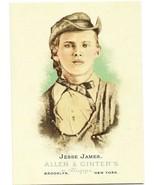 2006 Topps Allen & Ginter's Jesse James #349 Rookie - $3.00