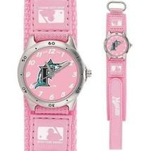 Florida Marlins Future Star Pink Watch- - $5.56