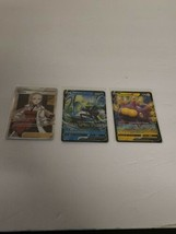 Pokemon Lot Of 3 Cards - Oleana, Inteleon, Pincurchin All NM - $29.99