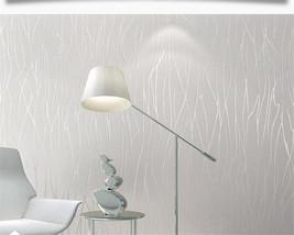 Beibehang wall papers home decor Modern plain striped wallpaper living room bedr - $69.95