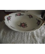 Chas Field Haviland CHF131 oval bowl 1 available - $22.72