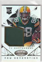 2015 Panini Certified TY Montgomery Rookie Card #192/799 - $24.70