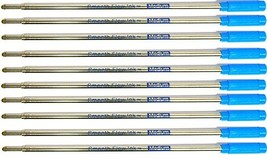10 Pack - Cross Style Ballpoint Pen Refills - Medium Point - Smooth Flow... - $11.55