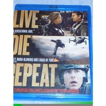 Live Die Repeat: Edge of Tomorrow DVD - $15.00