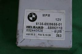 BMW MPM Micro Power Control Module 6135-6939655-01 image 5