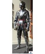 NauticalMart German Gothic Full Suit Of Armor -15th Century Late Armor C... - $999.00