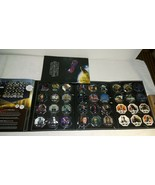 Star Wars Foreign Issue Cosmic Shells Set 36 - Binder & Poster & Viewer ... - $58.04
