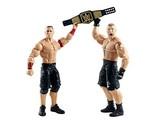 WWE Summer Slam John Cena and Brock Lesnar Figure (2 Pack)