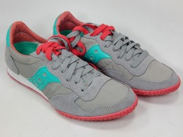 Saucony Bullet Original S1943-108 Women's Running Shoes Size 7 M (B) EU 38 Grey - $42.92