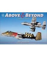 Above & Beyond Deluxe 2021 Calendar - $39.60