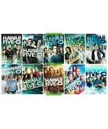Hawaii Five-O The Complete Series Seasons 1 2 3 4 5 6 7 8 9 & 10 New DVD... - $109.00