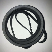 2 Belts for Central Machinery 8x12 44859 Lathe pt #'s 1520 & 1521 #MNWS - $57.00