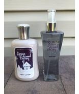Bath Body Works Snow Kissed Berry splash Fragrance Mist Lotion spray hol... - $69.99