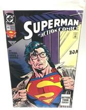 Superman In Action Comics #692 Oct 1993 DC Comic  - £4.71 GBP
