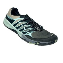 Merrell All Out Fuse Women's US 8 Trail Running Hiking Shoes Black Eggsh... - $39.99