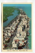 Hotel row Collins Avenue Miami Beach Florida - $1.99