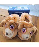 Build A Bear Kids Slippers Medium (2-3) - $12.00