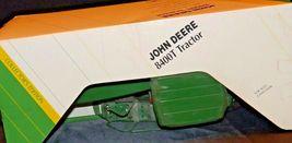 John Deere 8400T Tractor MFWD Replica w/ Box 1/16 Scale Collectors Edition AA20- image 5